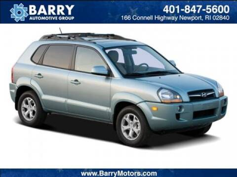 2009 Hyundai Tucson for sale at BARRYS Auto Group Inc in Newport RI