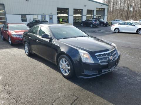 2009 Cadillac CTS for sale at MOUNT EDEN MOTORS INC in Bronx NY