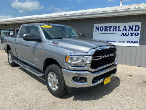 2021 RAM Ram Pickup 2500 for sale at Northland Auto in Humboldt IA