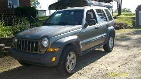 2006 Jeep Liberty for sale at Seneca Motors, Inc. (Seneca PA) - MEADVILLE, PA LOCATION in Conneaut Lake PA