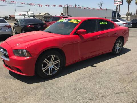 2014 Dodge Charger for sale at First Choice Auto Sales in Bakersfield CA