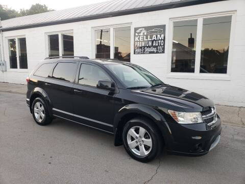 2012 Dodge Journey for sale at Kellam Premium Auto Sales & Detailing LLC in Loudon TN
