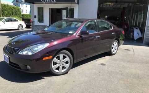 2005 Lexus ES 330 for sale at J&E Auto Sales in Branford CT