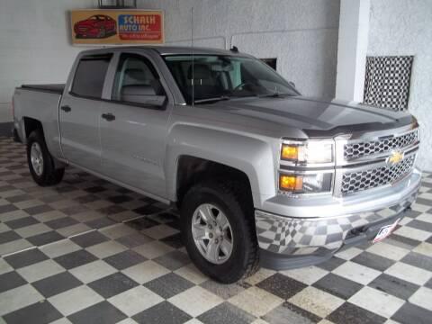 2014 Chevrolet Silverado 1500 for sale at Schalk Auto Inc in Albion NE