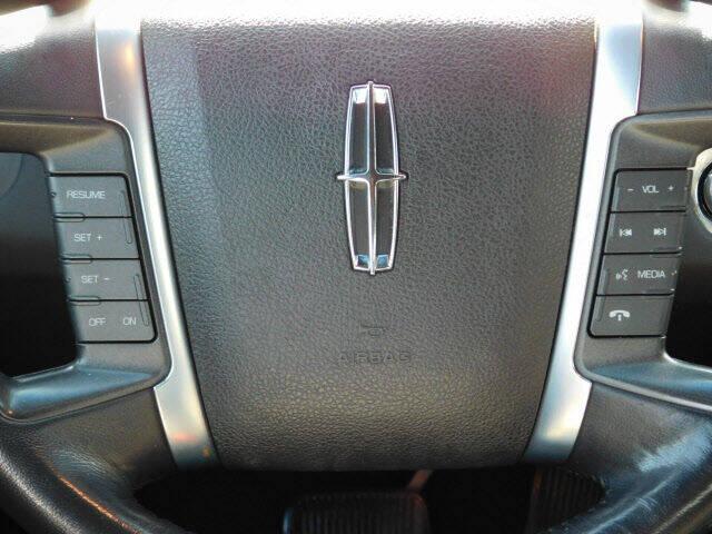 2010 Lincoln MKS AWD 4dr Sedan - Lindstrom MN