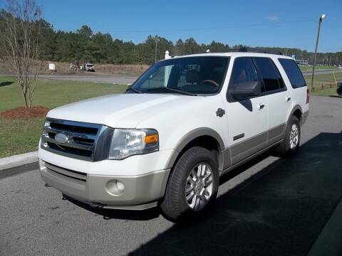 2008 Ford Expedition for sale at Anderson Wholesale Auto in Warrenville SC