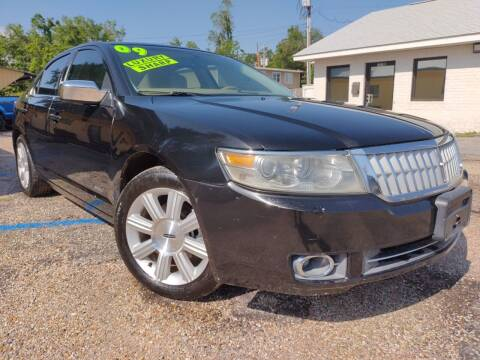 2009 Lincoln MKZ for sale at The Auto Connect LLC in Ocean Springs MS