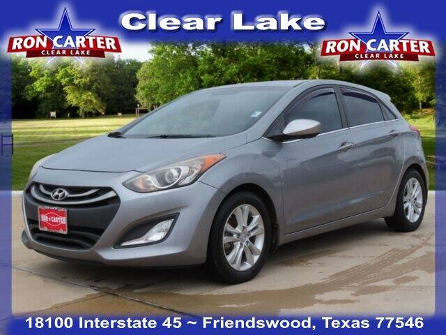 2013 Hyundai Elantra GT for sale at Ron Carter  Clear Lake Used Cars in Houston TX
