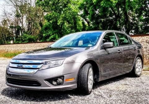 2010 Ford Fusion for sale at Abingdon Auto Specialist Inc. in Abingdon VA
