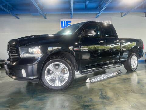 2014 RAM Ram Pickup 1500 for sale at Wes Financial Auto in Dearborn Heights MI