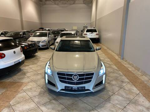 2014 Cadillac CTS for sale at Super Bee Auto in Chantilly VA