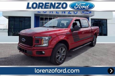 2018 Ford F-150 for sale at Lorenzo Ford in Homestead FL