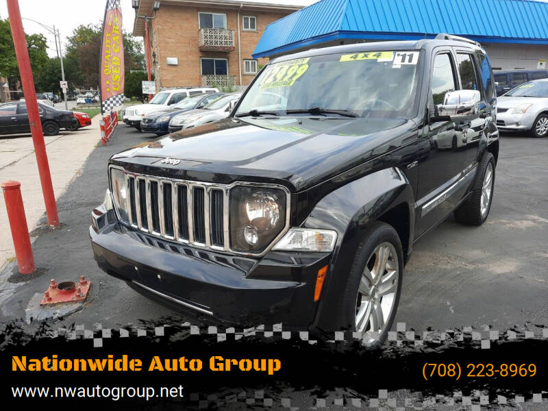 2011 Jeep Liberty for sale at Nationwide Auto Group in Melrose Park IL