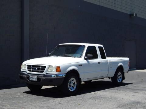 2003 Ford Ranger for sale at Gilroy Motorsports in Gilroy CA