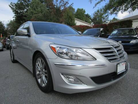 2012 Hyundai Genesis for sale at Direct Auto Access in Germantown MD