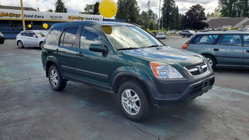 2004 Honda CR-V for sale at Good Guys Used Cars Llc in East Olympia WA