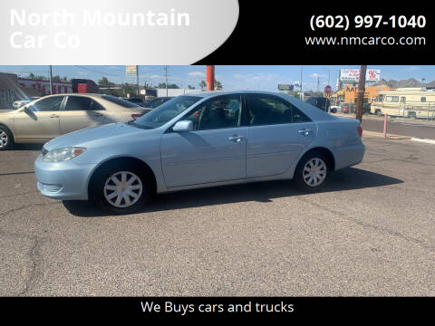 2006 Toyota Camry for sale at North Mountain Car Co in Phoenix AZ