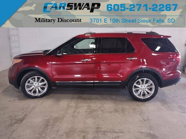 2013 Ford Explorer for sale at CarSwap in Sioux Falls SD