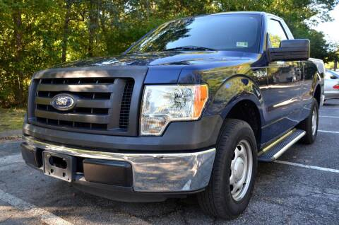2011 Ford F-150 for sale at Prime Auto Sales LLC in Virginia Beach VA