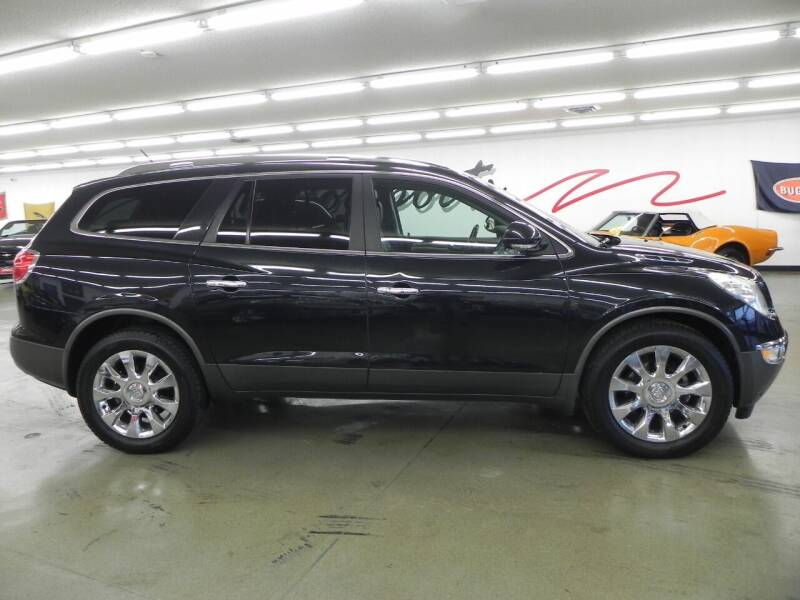 2012 Buick Enclave for sale at 121 Motorsports in Mt. Zion IL