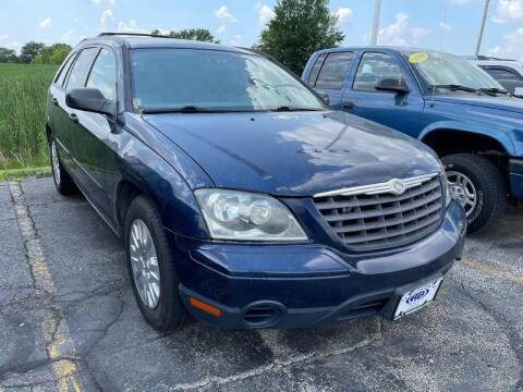 2005 Chrysler Pacifica for sale at Alan Browne Chevy in Genoa IL