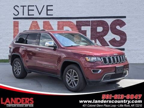 2020 Jeep Grand Cherokee for sale at The Car Guy powered by Landers CDJR in Little Rock AR