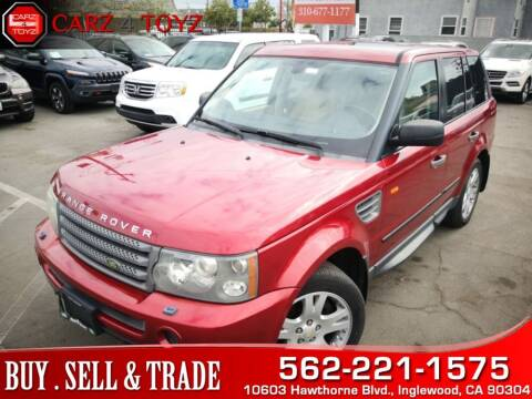 2006 Land Rover Range Rover Sport for sale at Carz 4 Toyz in Inglewood CA