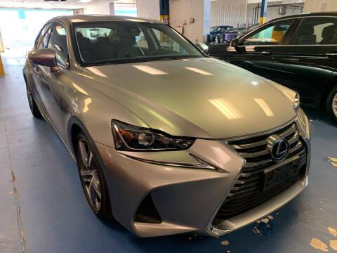 2018 Lexus IS 300 for sale at JerseyMotorsInc.com in Teterboro NJ