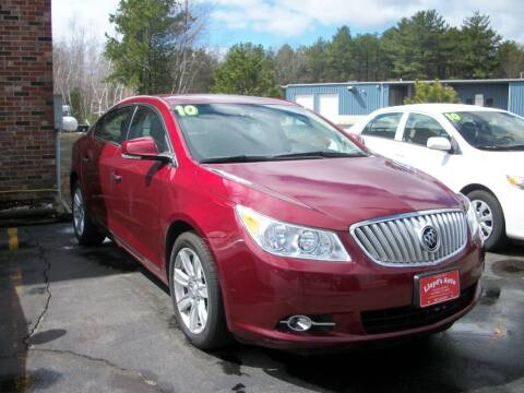 2010 Buick LaCrosse for sale at Lloyds Auto Sales & SVC in Sanford ME