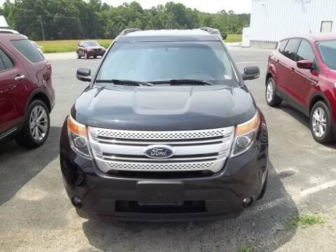 2012 Ford Explorer for sale at Gilliam Motors Inc in Dillwyn VA