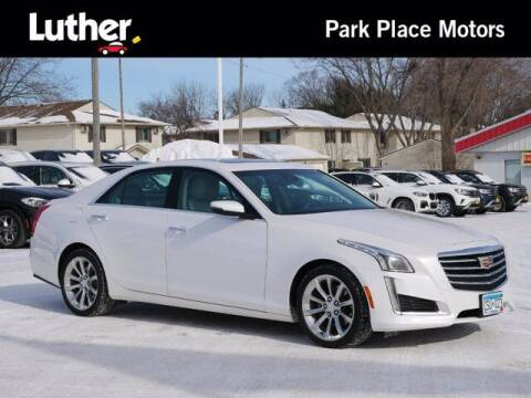 2018 Cadillac CTS for sale at Park Place Motor Cars in Rochester MN