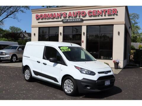 2018 Ford Transit Connect Cargo for sale at DORMANS AUTO CENTER OF SEEKONK in Seekonk MA