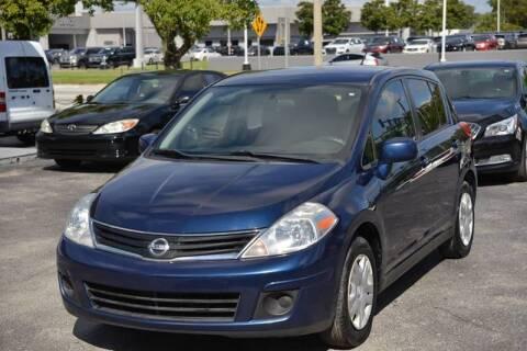 2012 Nissan Versa for sale at Motor Car Concepts II - Kirkman Location in Orlando FL