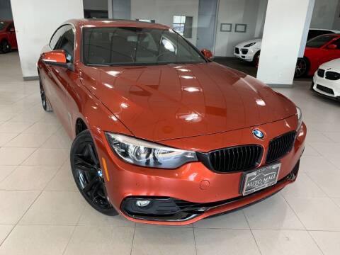 2018 BMW 4 Series for sale at Auto Mall of Springfield in Springfield IL