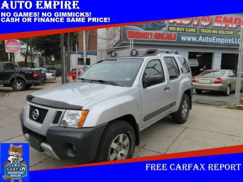 2012 Nissan Xterra for sale at Auto Empire in Brooklyn NY