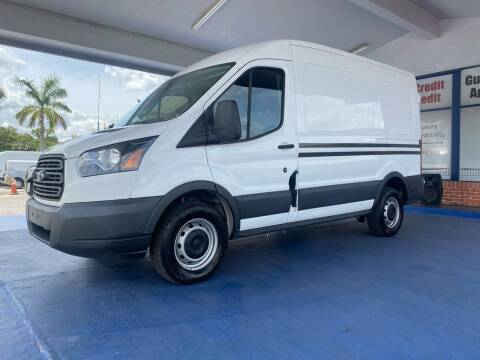 2017 Ford Transit Cargo for sale at ELITE AUTO WORLD in Fort Lauderdale FL