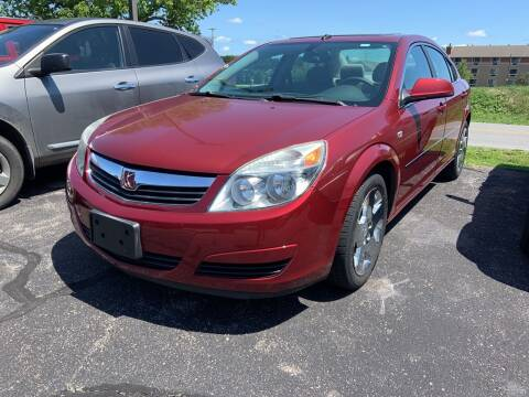 2008 Saturn Aura for sale at Blake Hollenbeck Auto Sales in Greenville MI