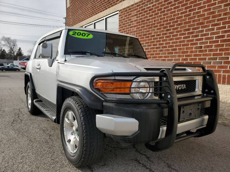 2007 Toyota FJ Cruiser for sale at Boardman Auto Exchange in Youngstown OH