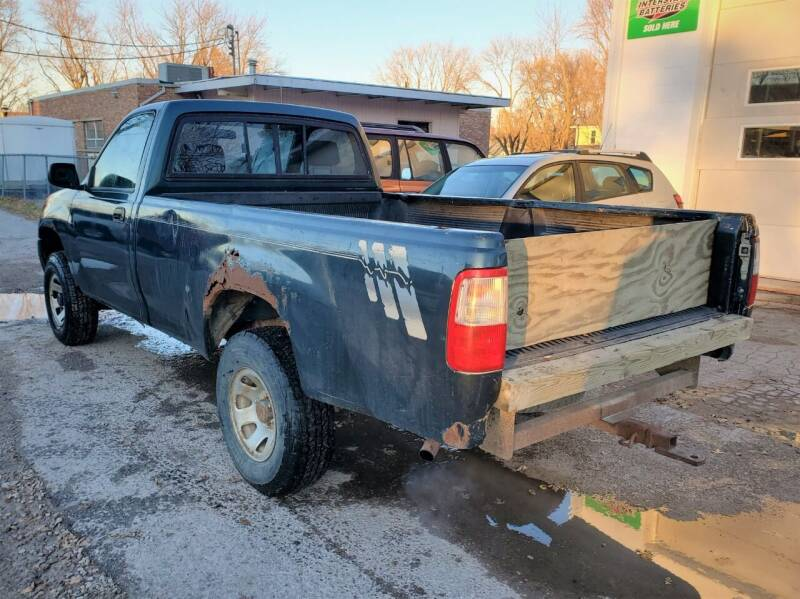 1993 Toyota T100 2dr 4WD Standard Cab LB - Ankeny IA