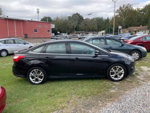 2014 Ford Focus for sale at Joye & Company INC, in Augusta GA