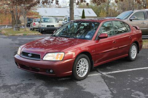 2004 Subaru Legacy for sale at Auto Bahn Motors in Winchester VA