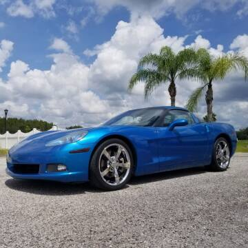 2009 Chevrolet Corvette for sale at Specialty Motors LLC in Land O Lakes FL