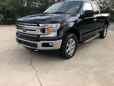 2018 Ford F-150 for sale at Triple A's Motors in Greensboro NC