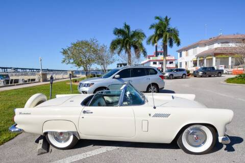 1956 Ford Thunderbird for sale at Top Classic Cars LLC in Fort Myers FL