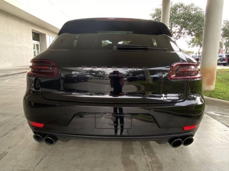 2017 Porsche Macan AWD GTS 4dr SUV - Davie FL