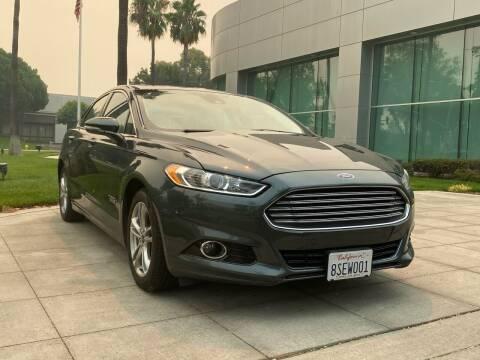 2015 Ford Fusion Energi for sale at Top Motors in San Jose CA