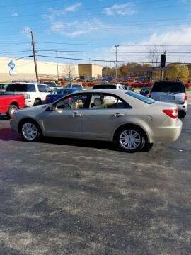 2006 Lincoln Zephyr for sale at Country Auto Sales in Boardman OH