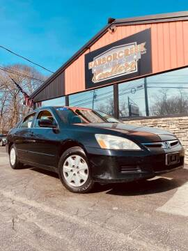 2007 Honda Accord for sale at Harborcreek Auto Gallery in Harborcreek PA