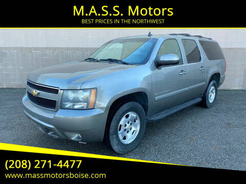 2007 Chevrolet Suburban for sale at M.A.S.S. Motors - Emerald in Boise ID