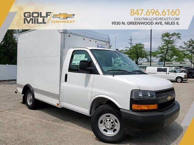 2021 Chevrolet Express Cutaway for sale in Niles, IL